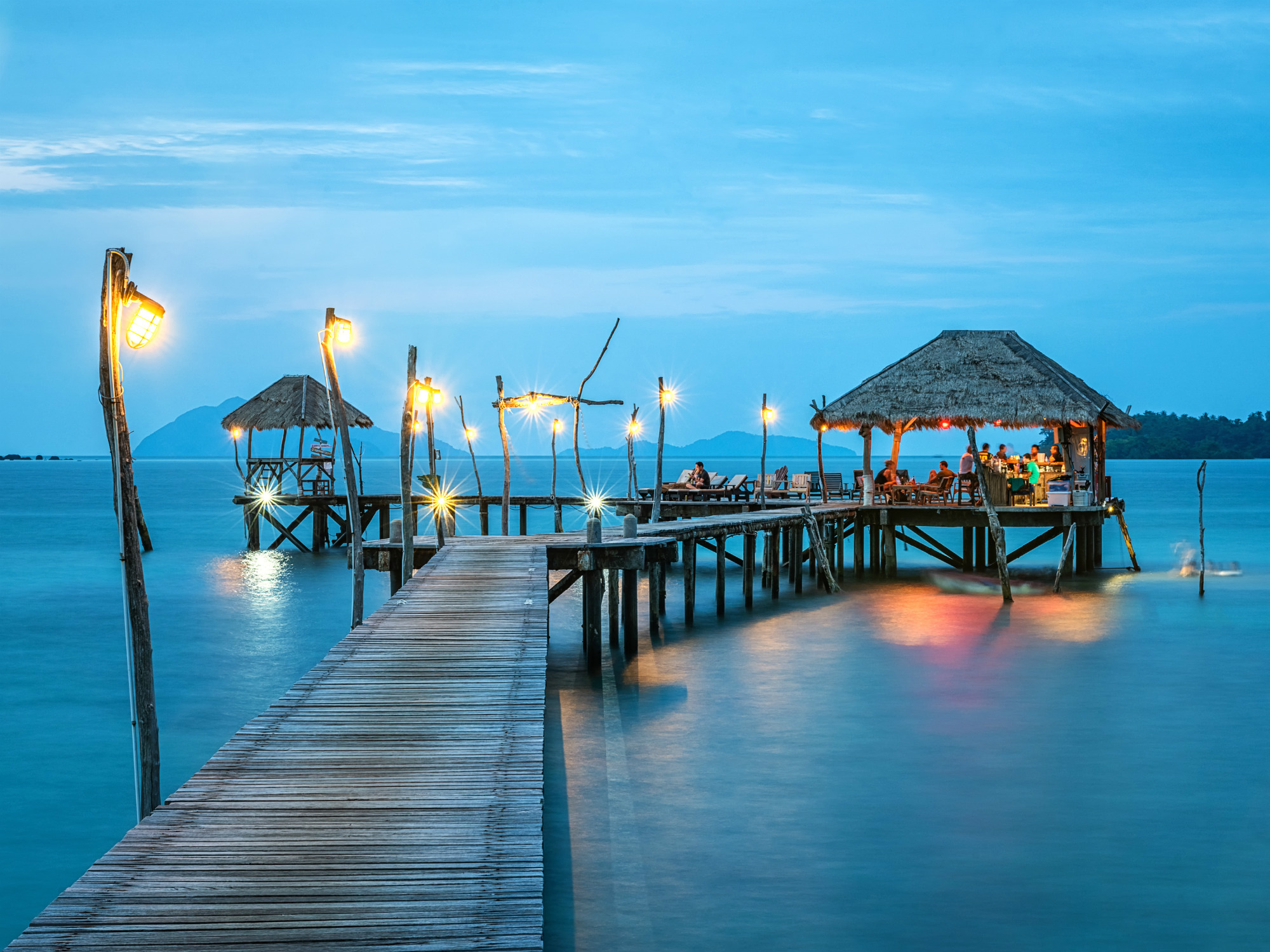 Bares de playa para relajarte junto al mar