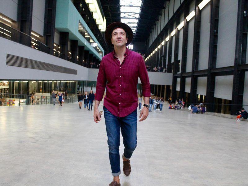 Entrevista a Miguel Biedma, The trendy man