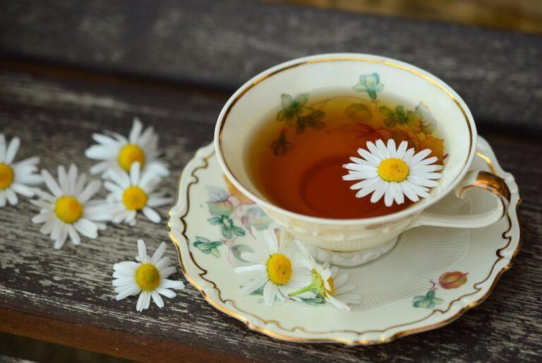 Al calor de una taza de te