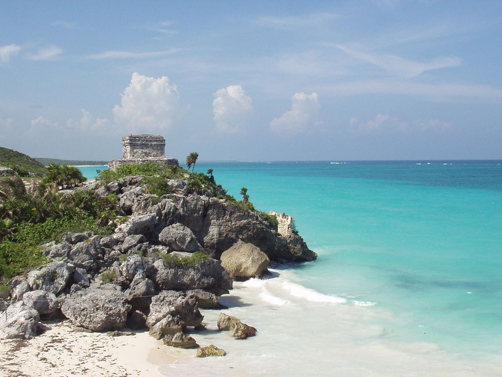 Playas del Caribe, paraíso terrenal