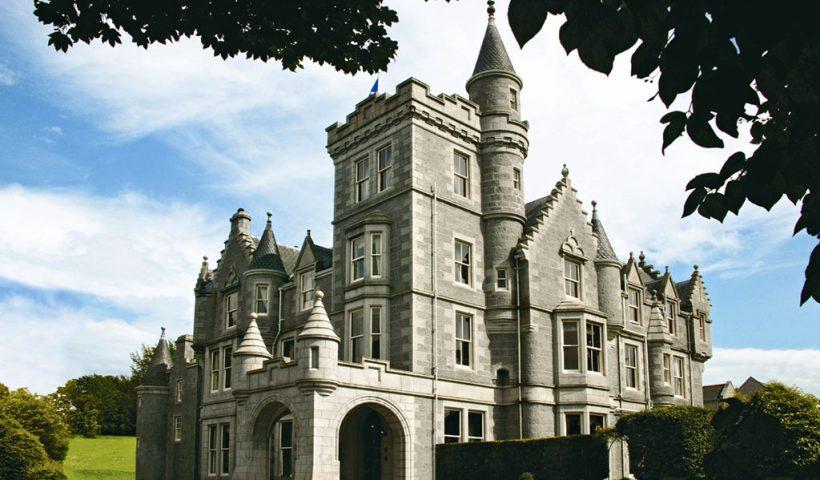 Castillos dormir en escocia