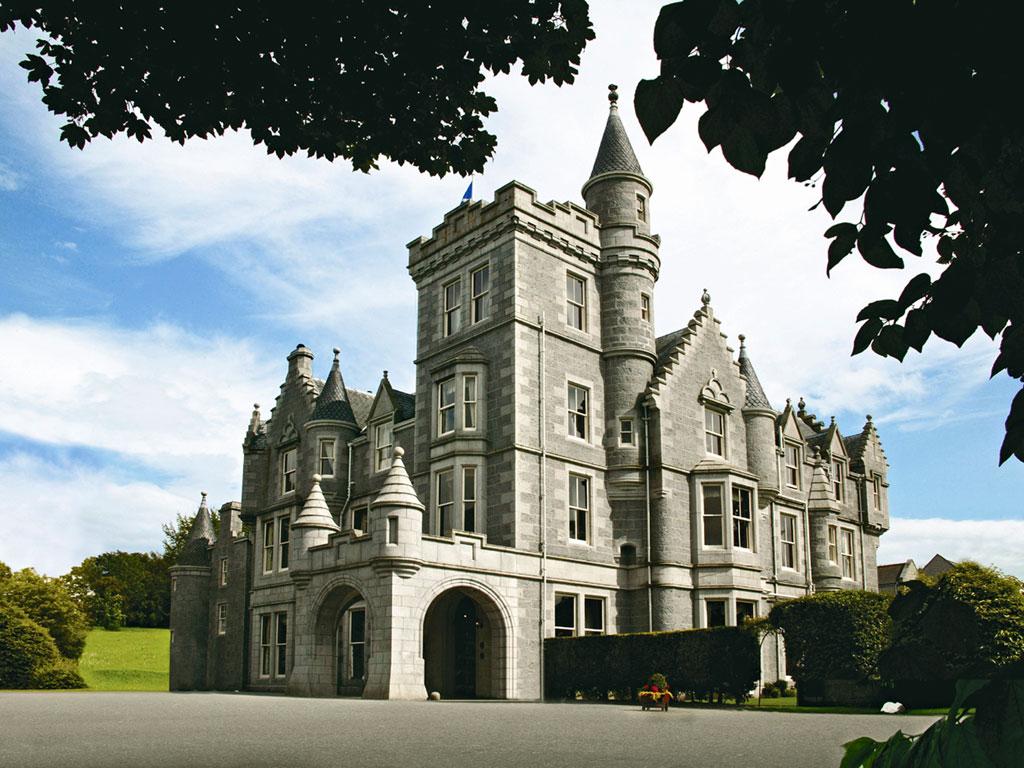 10 Castillos para dormir en Escocia
