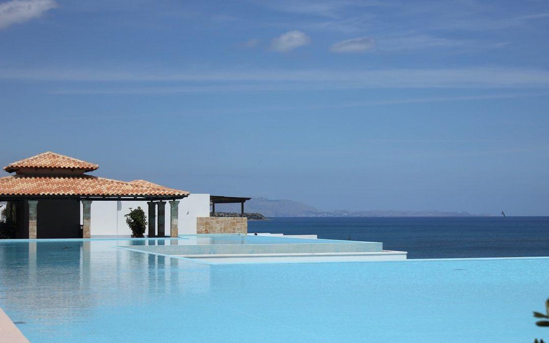 Algunas de las piscinas más espectaculares del mundo