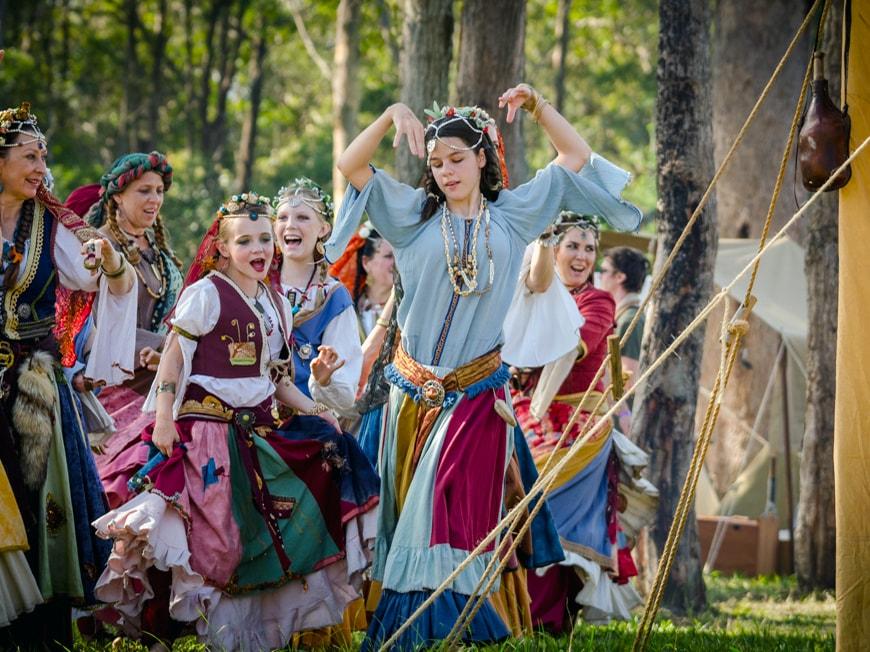 Este verano realiza un viaje a la Edad Media en España