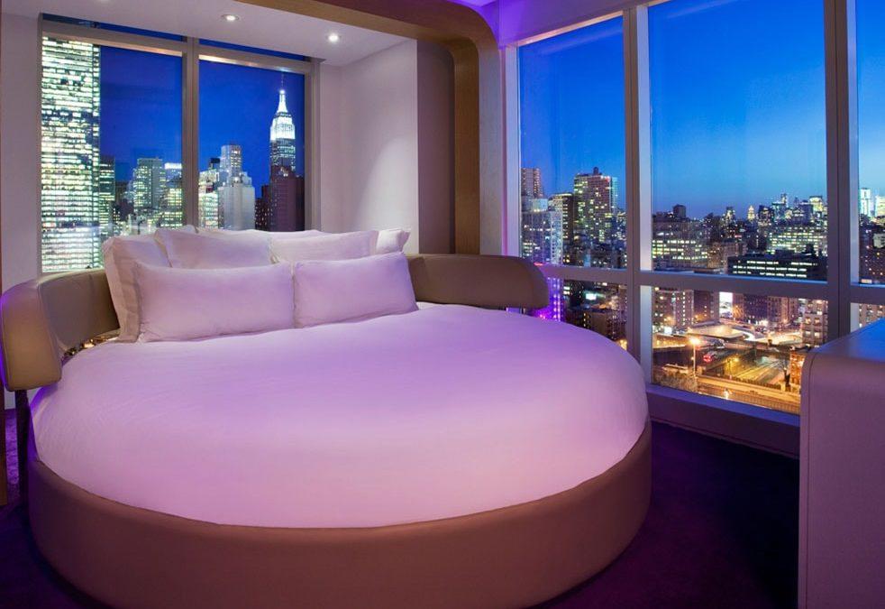 Los 10 Mejores hoteles de Nueva York