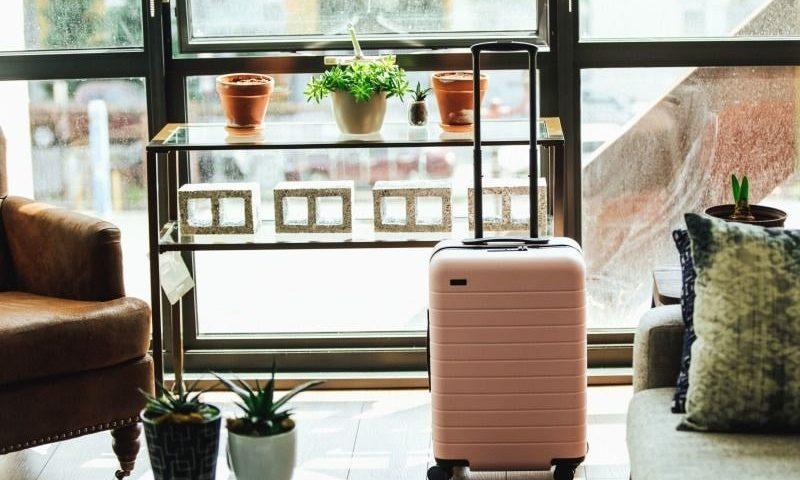 Hacer bien una maleta