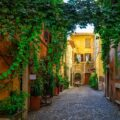 Barrios de Italia