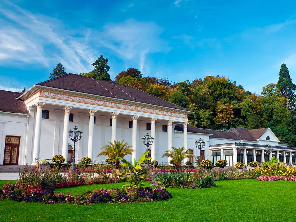 Casino de Baden Baden - Escapada de amigas a Baden Baden
