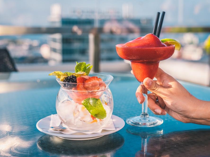 Siete terrazas para siete noches en Málaga