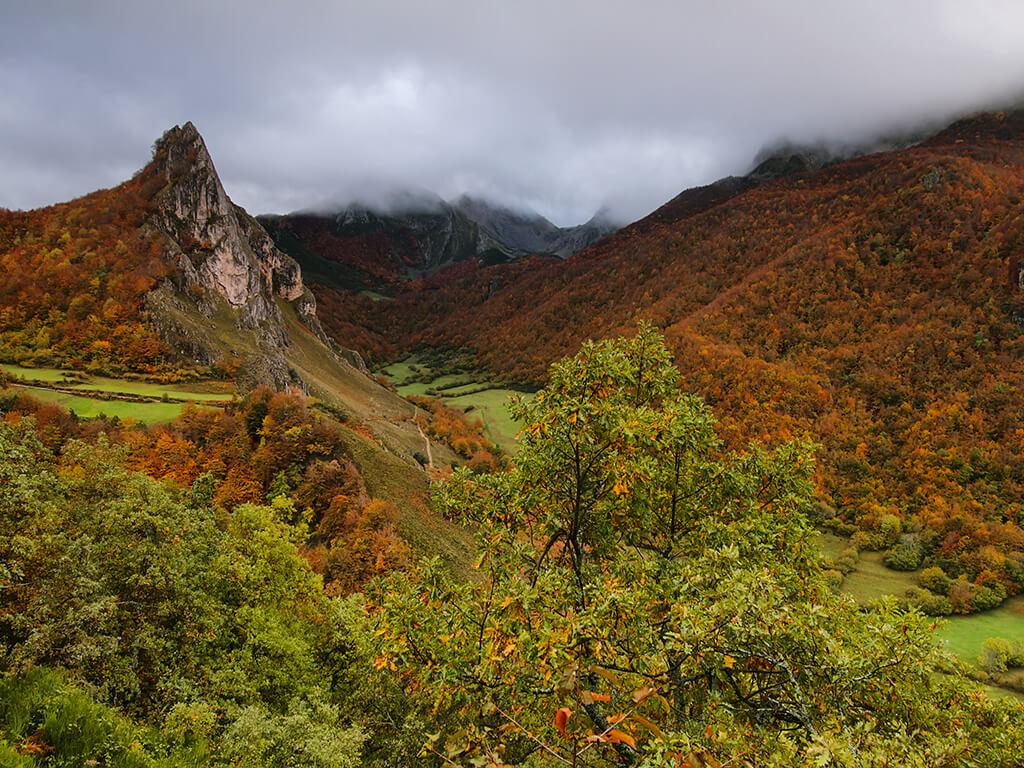 Parque Natural de Somiedo - naturaleza de Asturias