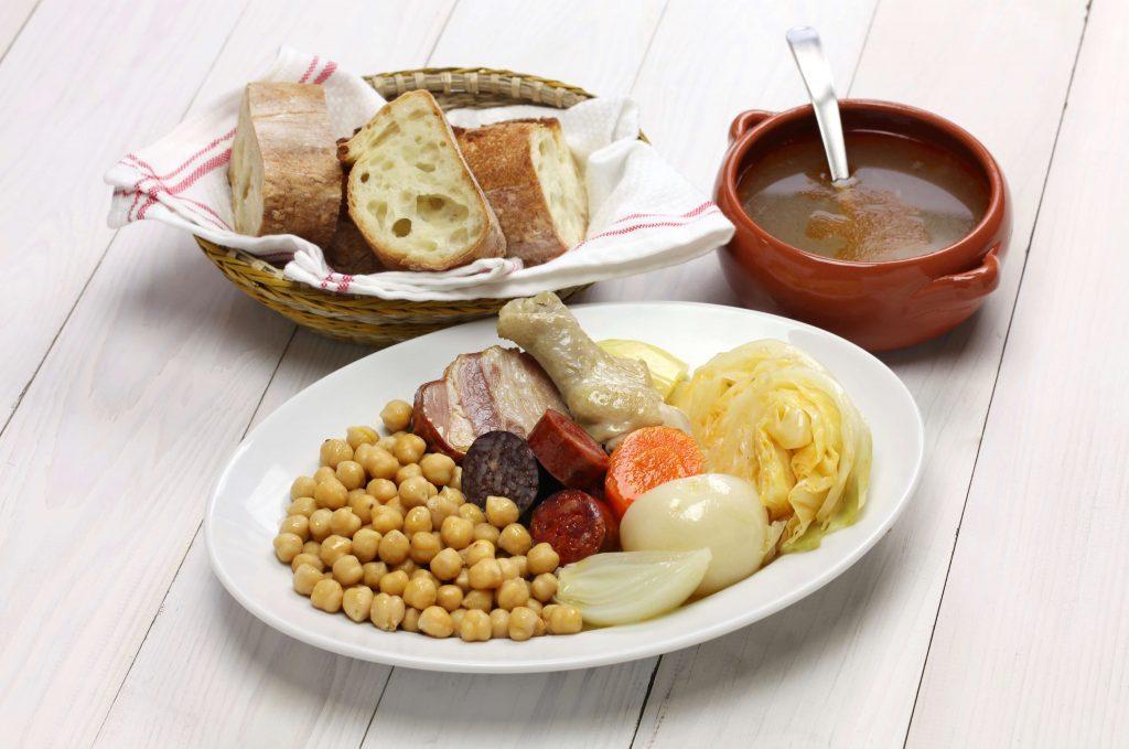Gastronomía otoño cocido
