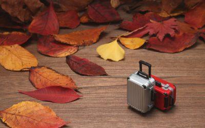Cómo hacer una maleta para otoño