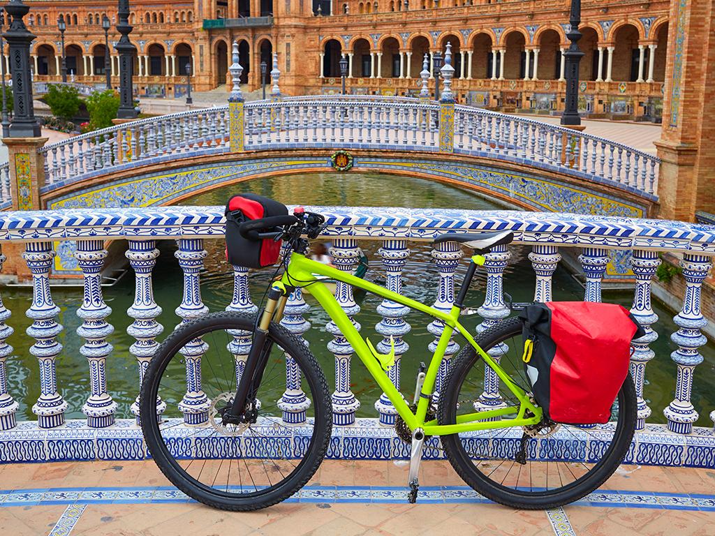 Sevilla en bicicleta - ciudades para recorrer en bicicleta