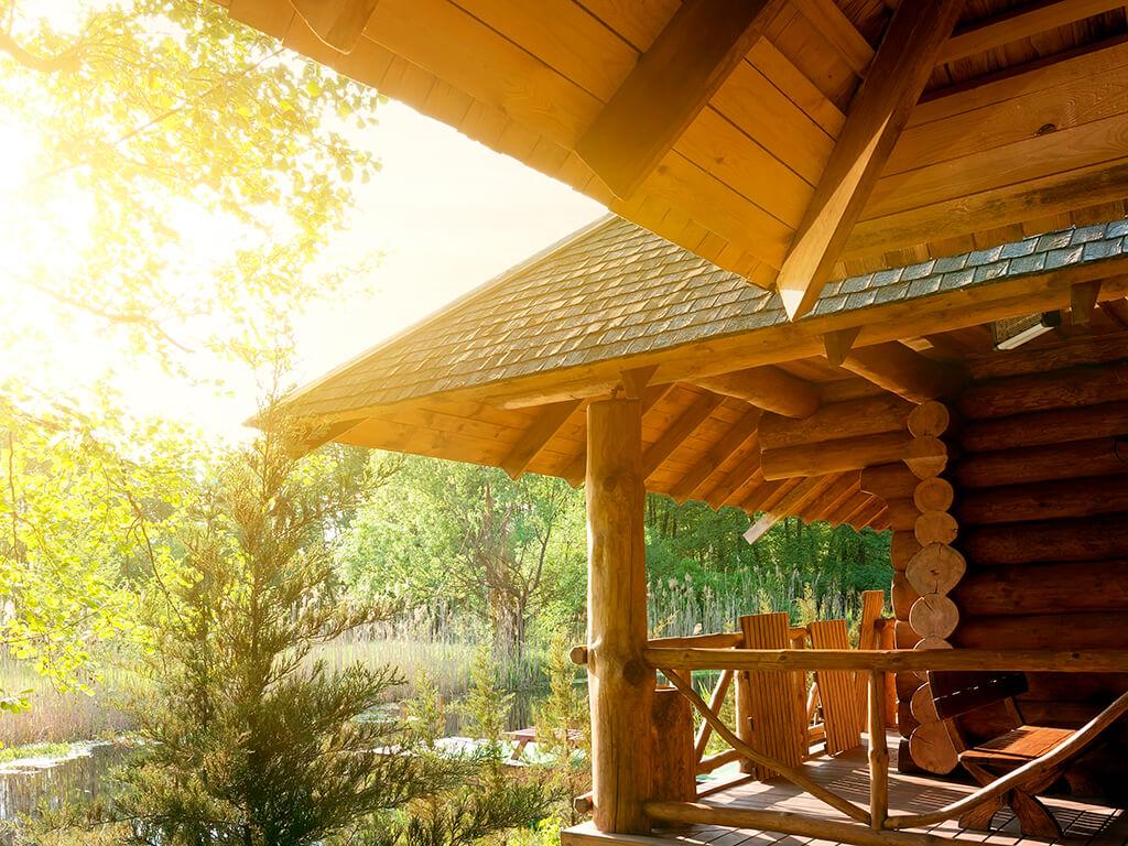 Cabaña de árbol - Hoteles en cabañas de árbol