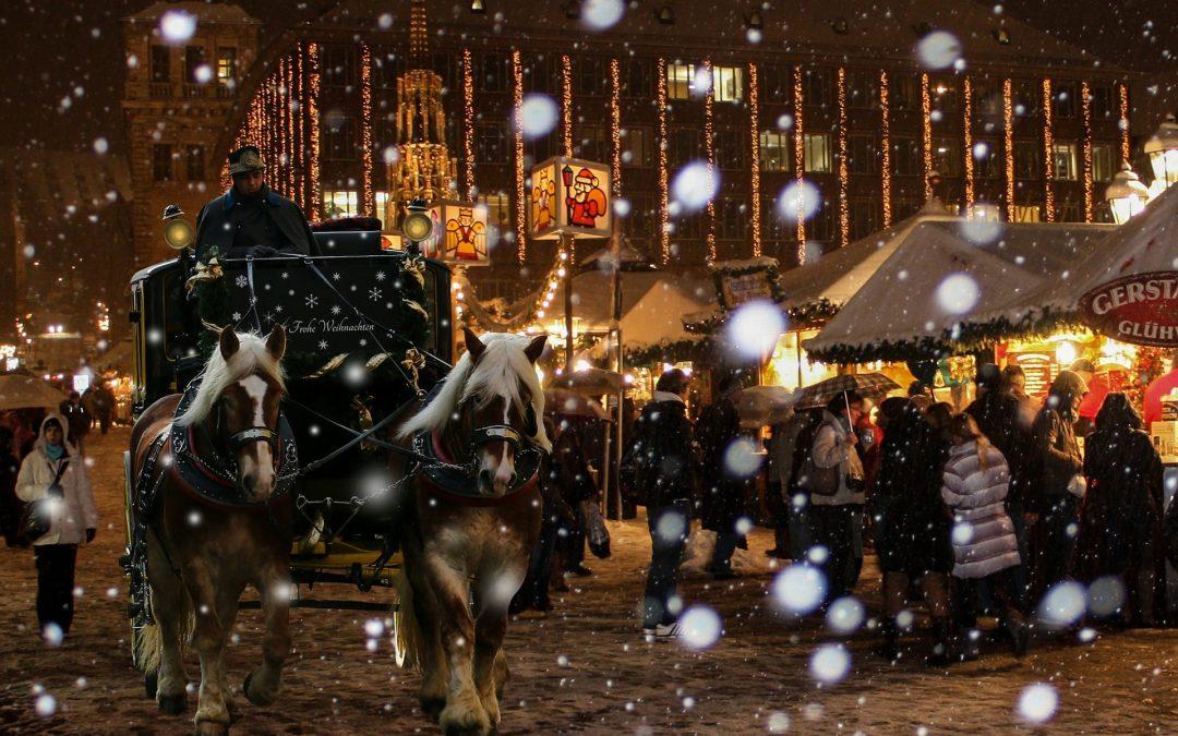 Mercados de Navidad, los más bonitos del norte de Europa