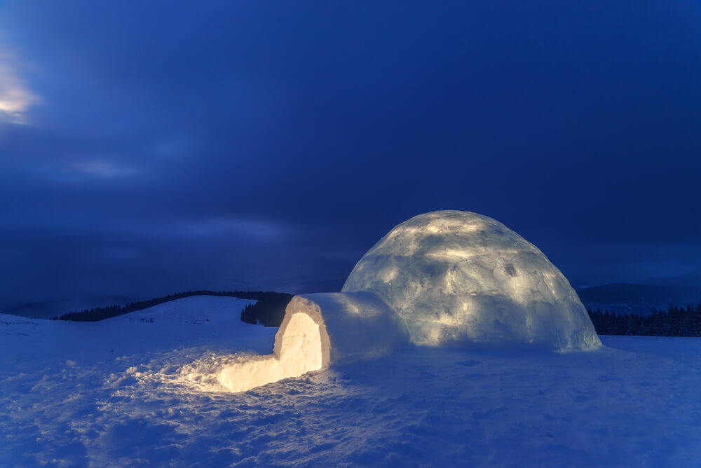 6 hoteles de hielo para ser esquimal por un día