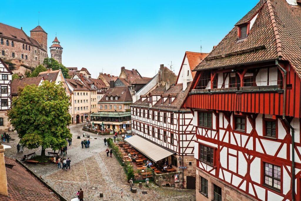 Compras en Nuremberg