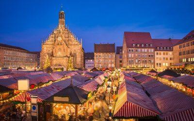 Compras en Nuremberg: de mercadillos a tiendas de lujo