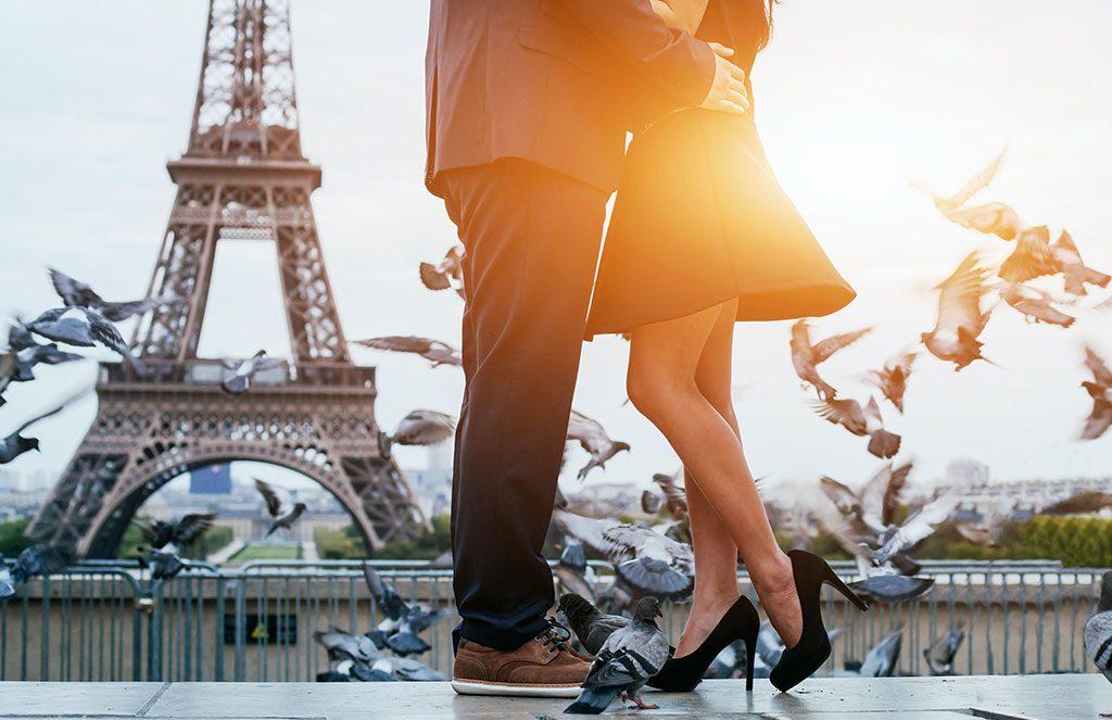 Cinco ciudades para viajar en San Valentín