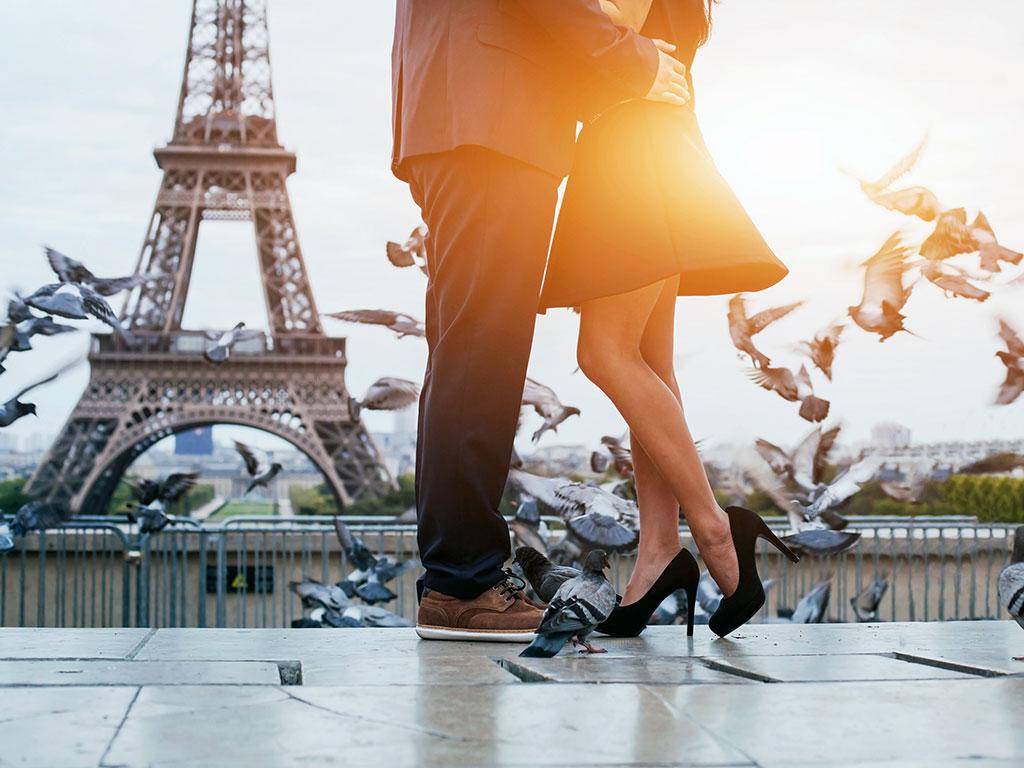 Escapada romántica a París - hoteles románticos