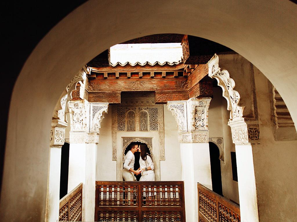 Hoteles románticos en Marrakech