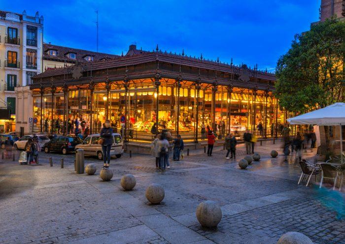 Restaurantes de comida típica de Madrid