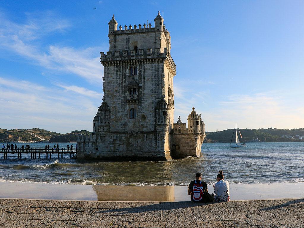 Torre de Belém -hoteles románticos