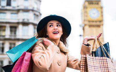 Las mejores calles para ir de compras en Londres