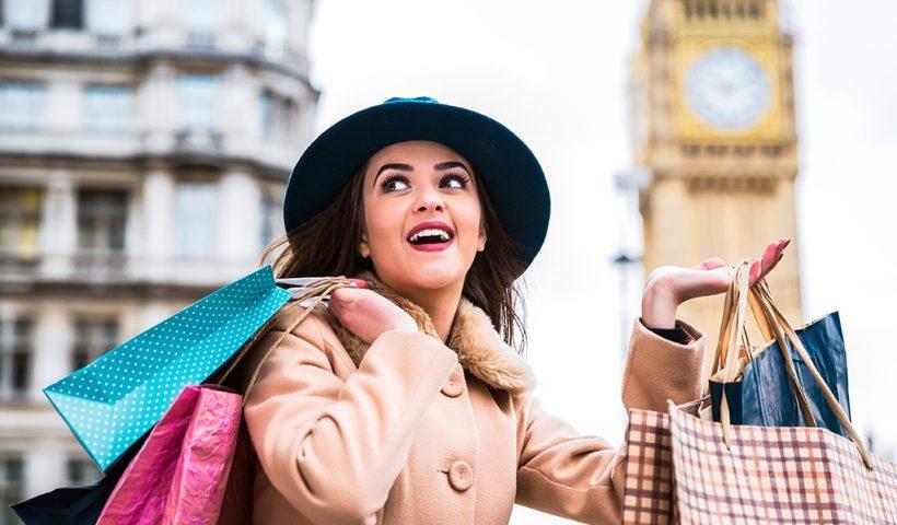 Compras en Londres