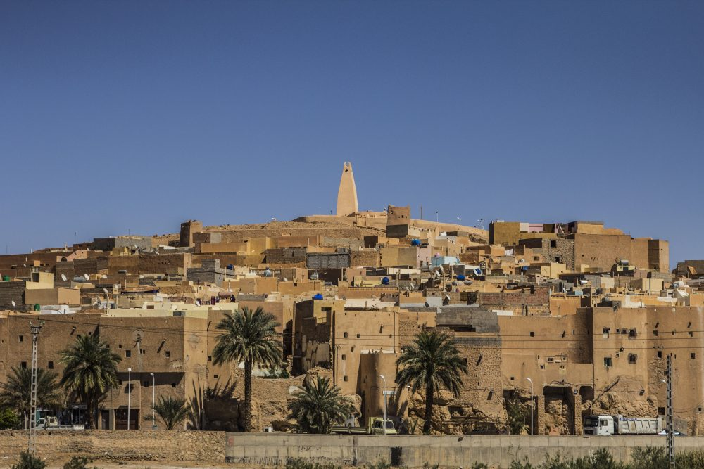 viajar a Argelia