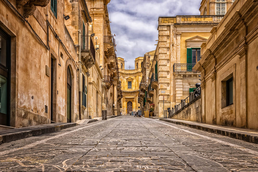 Calles de Sicilia