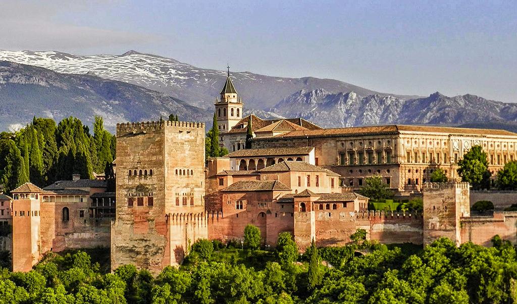 Alhambra, visitar Granada