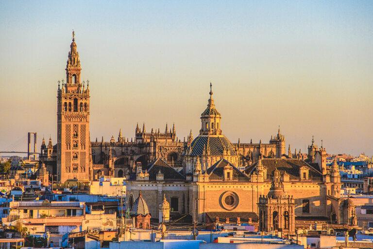 Sevilla, Patrimonio de la Humanidad en Andalucía