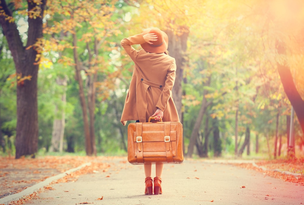 viajar en otoño