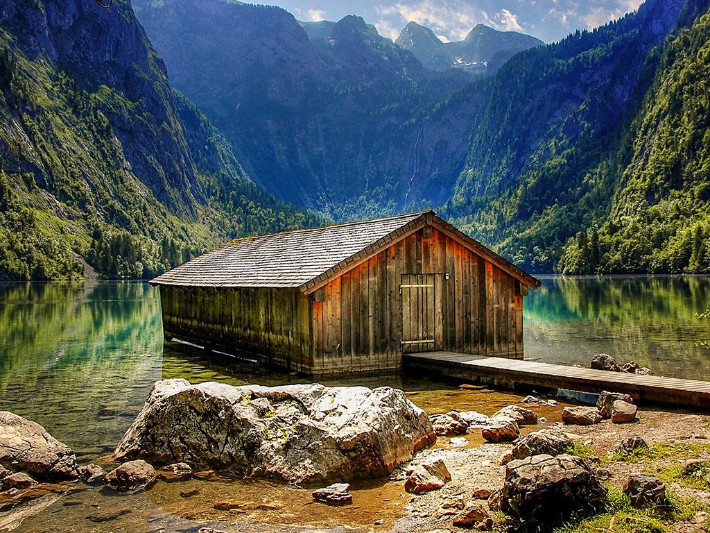 Königssee o Lago del Rey Baviera, que ver en Alemania