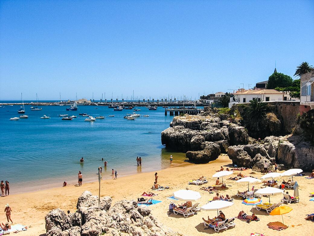 Playa de Cascais - Playas cerca de Lisboa