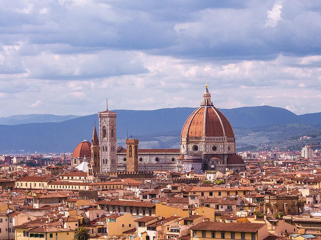 Florencia - cosas que hacer en Italia