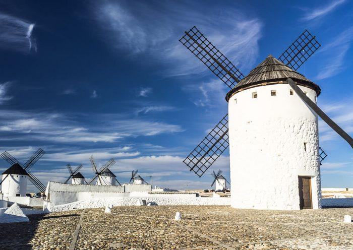 Hoteles con encanto Castilla-La Mancha