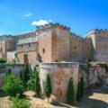 Castillo del Buen Amor en Villanueva de Cañedo, dormir en un castillo