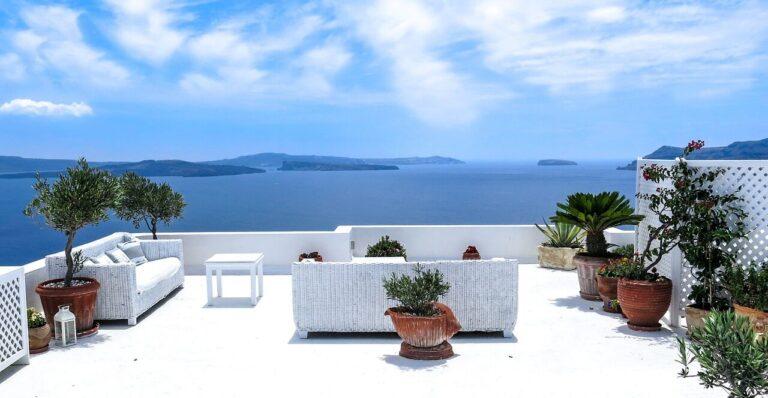 Decorar una terraza con estilo chill out