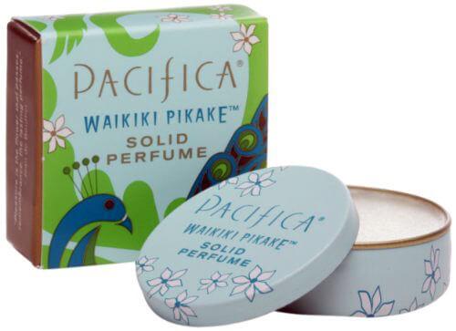 Perfume sólido Waikiki Pikake de Pacifica
