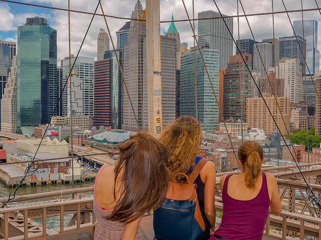 Puente de Manhattan, viajar a Estados Unidos