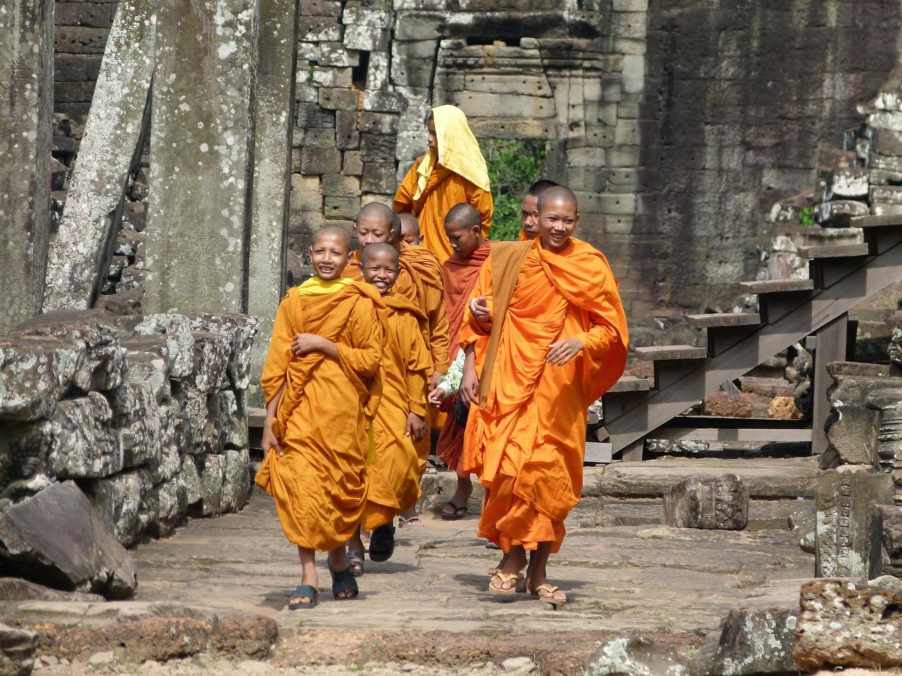templos del sudeste asiatico