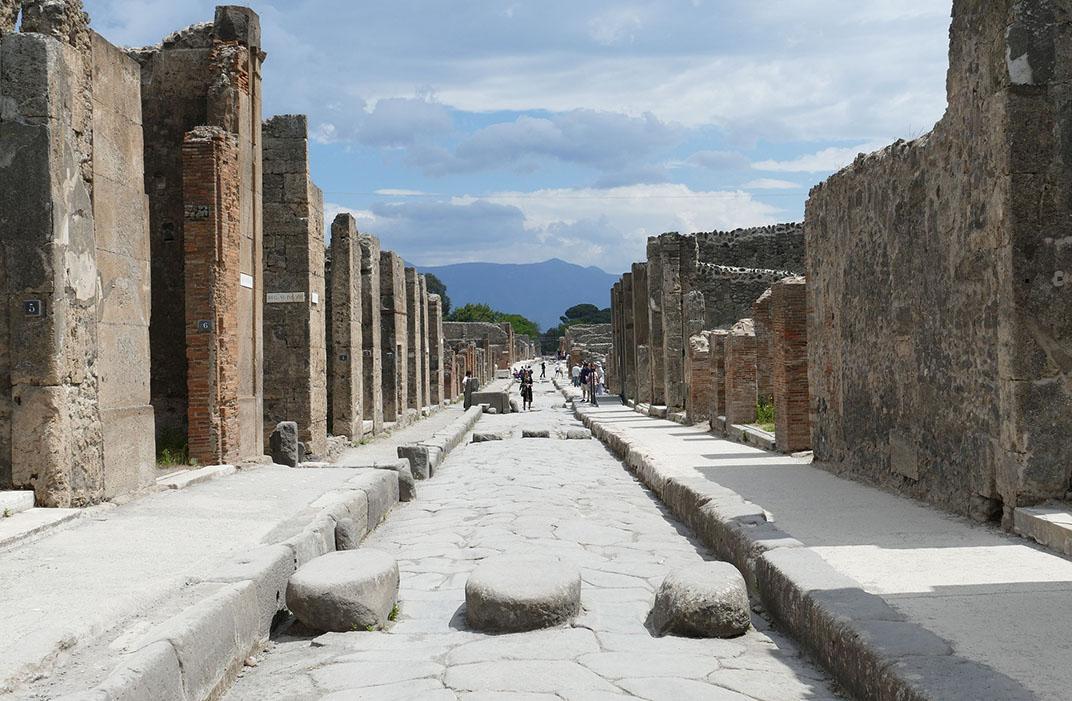 Cosas para hacer en Nápoles Pompeya