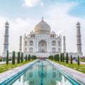 Taj Mahal Monumentos del mundo