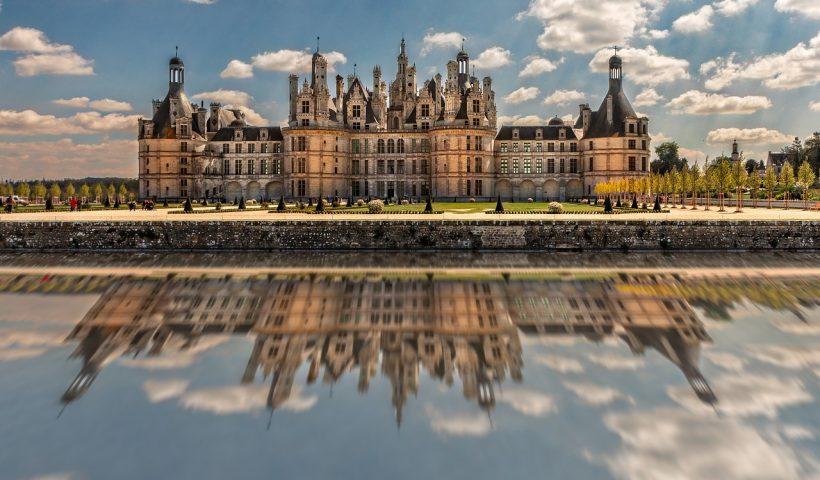 castillos para dormir en francia