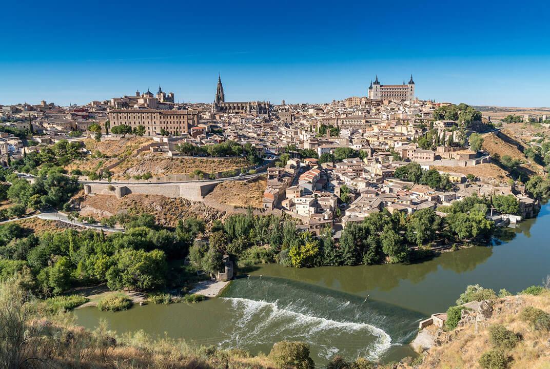 Dormir en Toledo