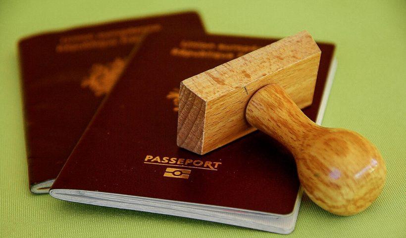 visa para viajar a Europa