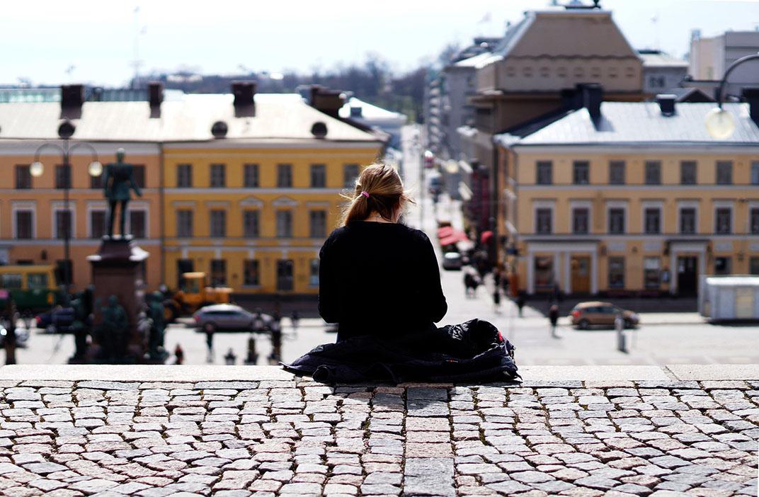Tres capitales bálticas Helsinki