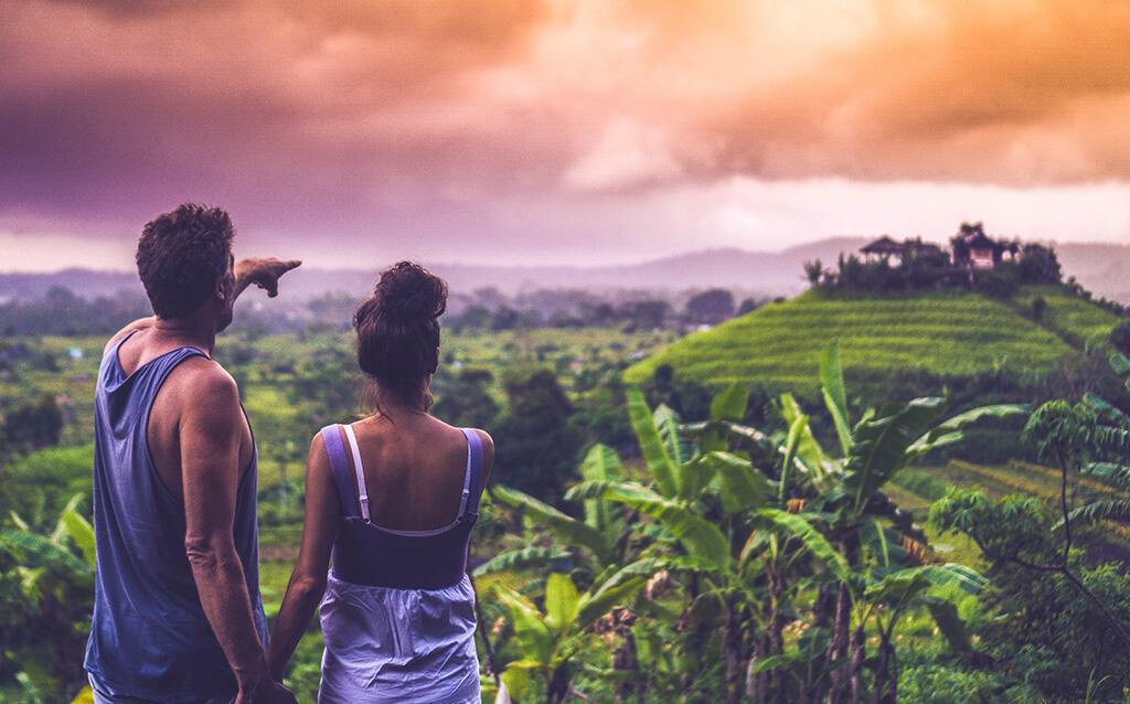 Bali, destinos de luna de miel